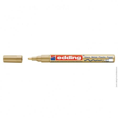 Permanent Marker Edding® gold