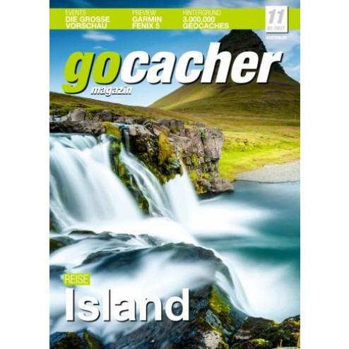 gocacher - Das kostenlose Magazin für Geocacher 2017-1