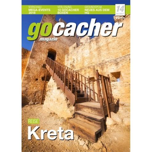 gocacher - Das kostenlose Magazin für Geocacher 2017-4