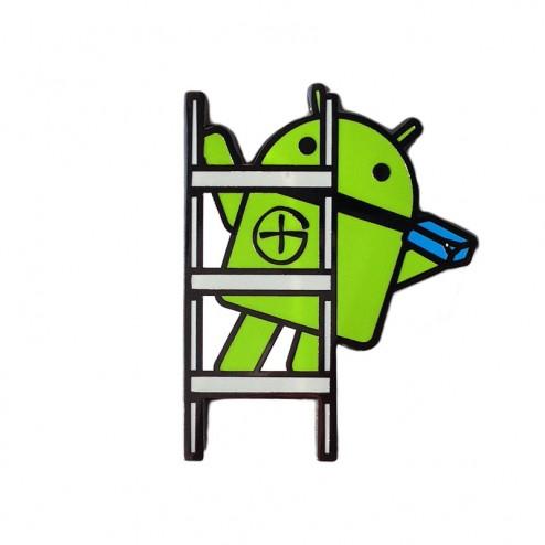 Android Lanny Ladder Geocoin