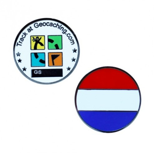Country Micro Geocoin - Netherlands
