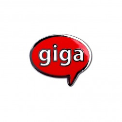 Giga Event Micro Black Nickel Geocoin