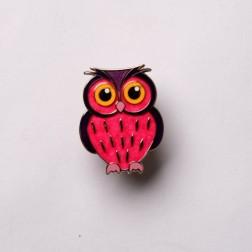 Babyeule Owl Eulenkinder - Princess Micro Geocoin