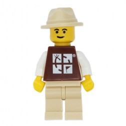 LEGO® Geocaching Figur Trackable