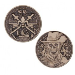 Talk Like a Pirate Geocoin