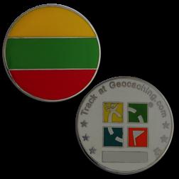 Country Micro Geocoin - Litauen