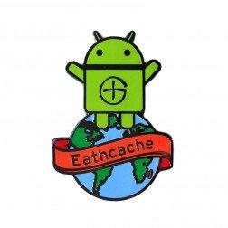 Android Eddy Earthcache Geocoin