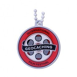 GIFF Geocaching International Film Festival 2017 Travel Tag