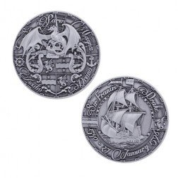 Pirate's Day Geocoin
