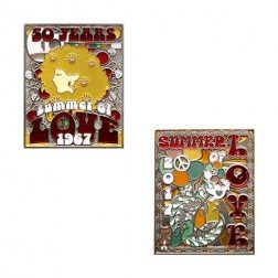 Summer of Love Geocoin