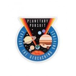 Planetary Pursuit Aufkleber
