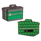 Ammo Can Brick LEGO® Art Geocoin