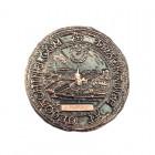 Kiel Siegel Antique Kupfer Geocoin