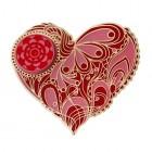 I Heart You Geocoin