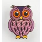 Babyeule Owl Eulenkinder - Pelican Micro Geocoin