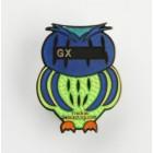 Babyeule Owl Eulenkinder - Woodpecker Micro Geocoin