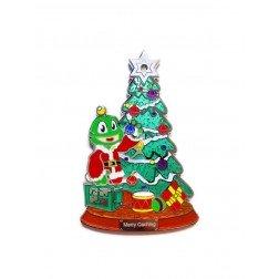 Signal Christmas AFKGC Geocoin