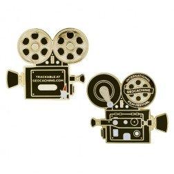 GIFF Geocaching International Film Festival 2017 Geocoin